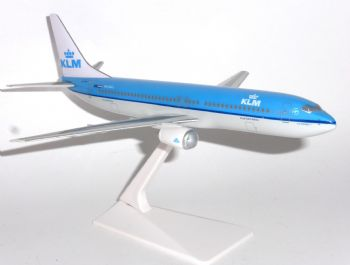 Boeing 737-800 KLM Royal Dutch Airlines Collectors Model Scale 1:200 E